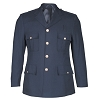 100% Polyester Single Breasted Class A Dress Coat - BATTALION CHIEF