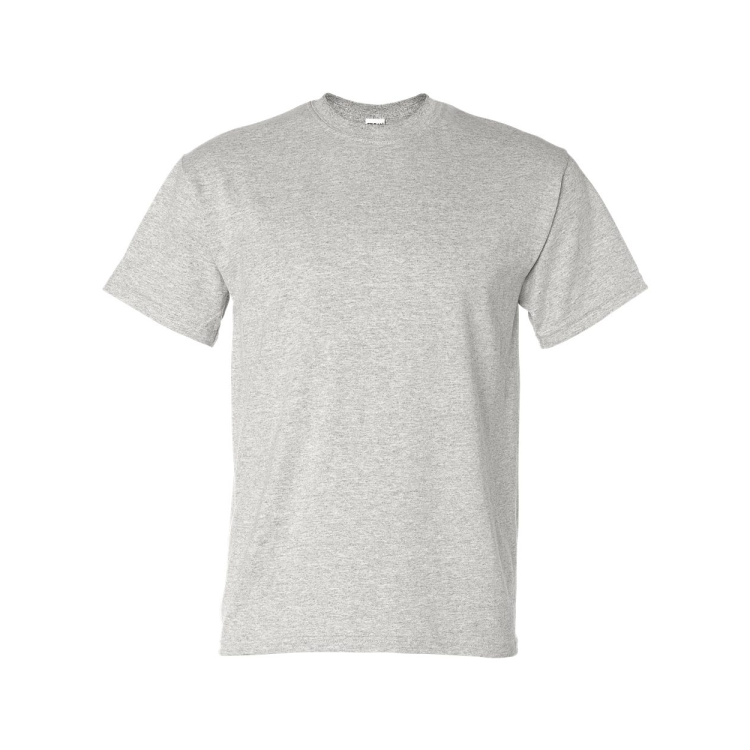S/S T-Shirt - Grey - TRAINING DIVISION
