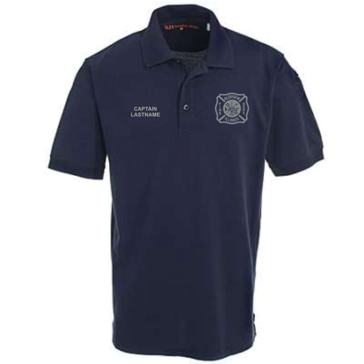 5.11 Tactical | 100% Poly Performance Polo - CAPTAIN