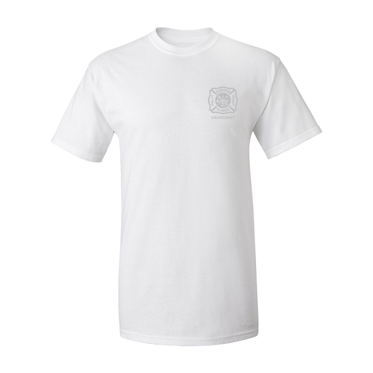 Gildan | Short Sleeve T-Shirt - White - LT