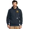 Carhartt | Rain Defender Paxton Heavyweight Hooded Sweatshirt - DC